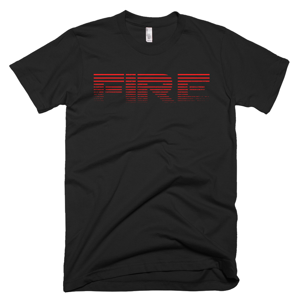 Fire Decay - Bombero Designs for firefighters