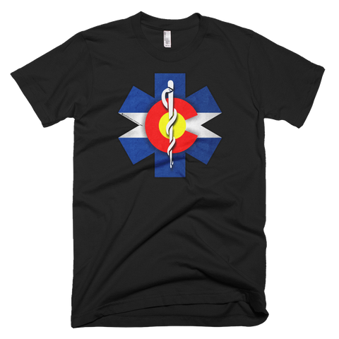 Colorado Star of Life - Bombero Designs for firefighters