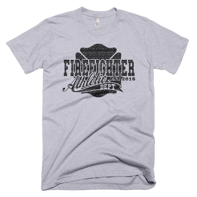 Firefighter Athletic Dept F.A.T. - Bombero Designs for firefighters