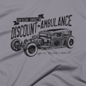 Ditch Doc - Bombero Designs for firefighters