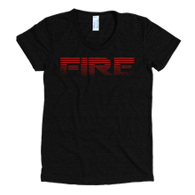 Load image into Gallery viewer, Fire Decay - Women's - Bombero Designs for firefighters