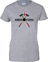 Load image into Gallery viewer, Bombero Designs X - Women's - Bombero Designs for firefighters