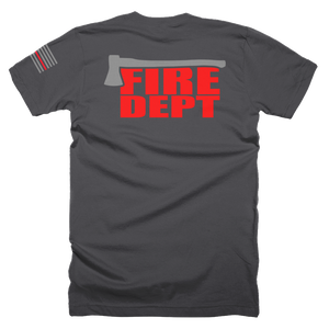 Fire Dept Ax - Bombero Designs for firefighters