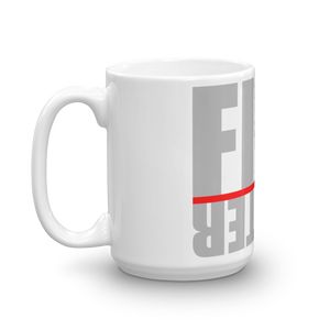 Reflections Mug - Bombero Designs for firefighters