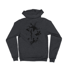 Load image into Gallery viewer, EMS Hoodie - Bombero Designs for firefighters
