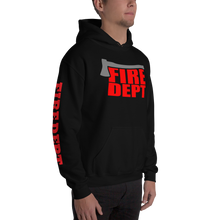 Load image into Gallery viewer, Fire Dept Hoodie