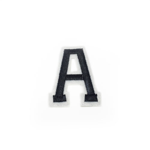 LETTER A patch