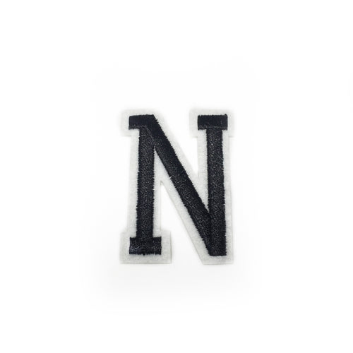 LETTER N patch