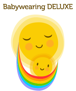 Sunshine Surprise - Babywearing DELUXE Package