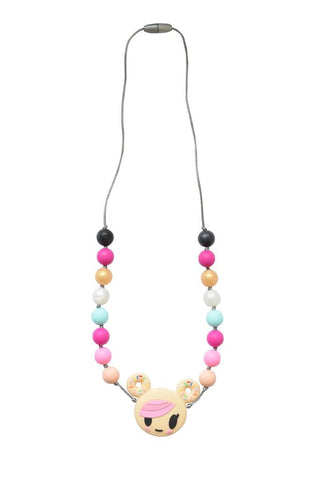tokidoki + Itzy Ritzy Teething Happens Pendant Necklace