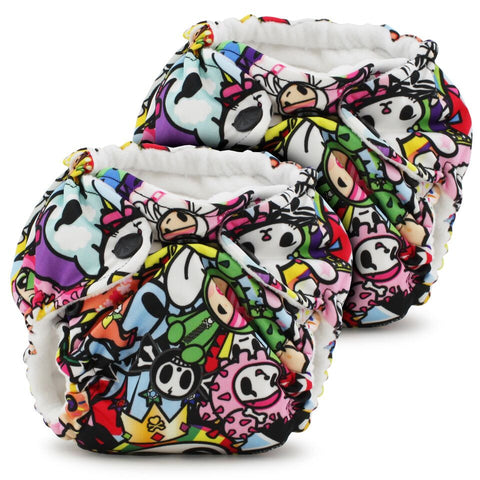 Lil Joey - Newborn Cloth Diaper
