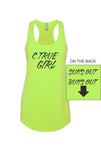 CTRUE Women Jersey Tanks