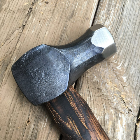 2.4 pound bladesmiths hammer