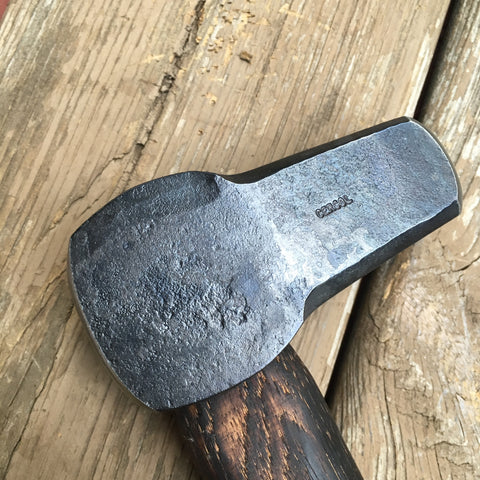 2.3 pound bladesmiths hammer