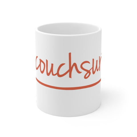 11oz Couchsurfing Mug (large logo)