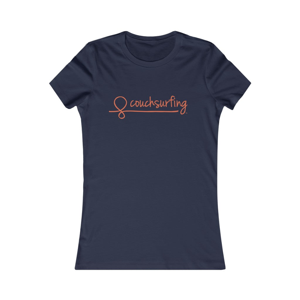 Women's Couchsurfing Tee Shirt