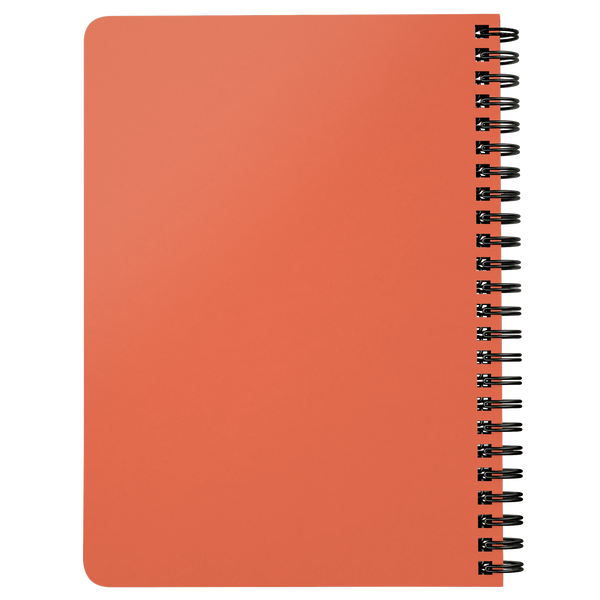 Couchsurfing Spiral Notebook