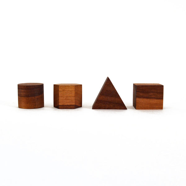 S H A P E S // Small Desk Sculptures / Objects