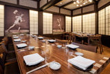 Private Dining Room Tables @ Pabu