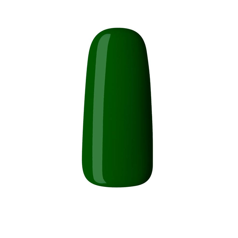 NU 15 British Green Nail Lacquer & Gel Combo