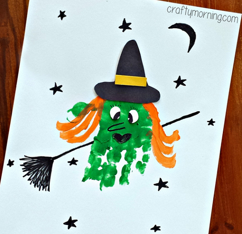 Halloween Craft Ideas For Kids Cotton And Paisley