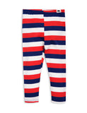 Mini Rodini Leggings | Block Stripe