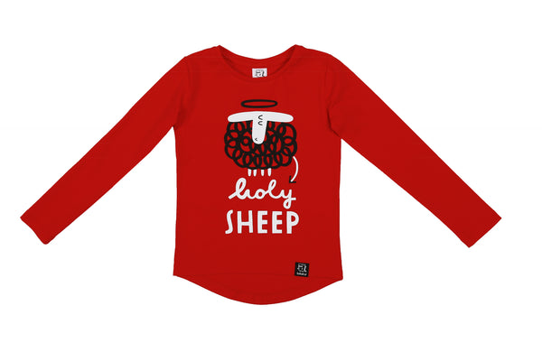 Kukukid LS Shirt | Holy Sheep