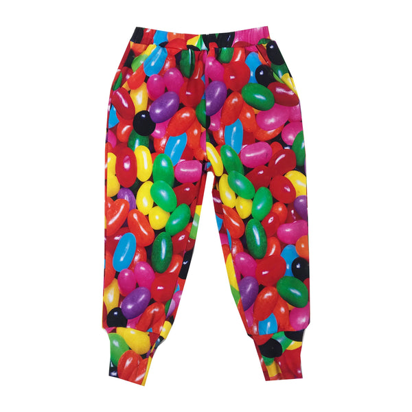 Romey Loves Lulu Long Cuff Sweatpants | Jelly Beans