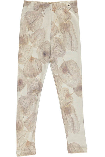 Popupshop Leggings | Flower - Green Hearts Pink