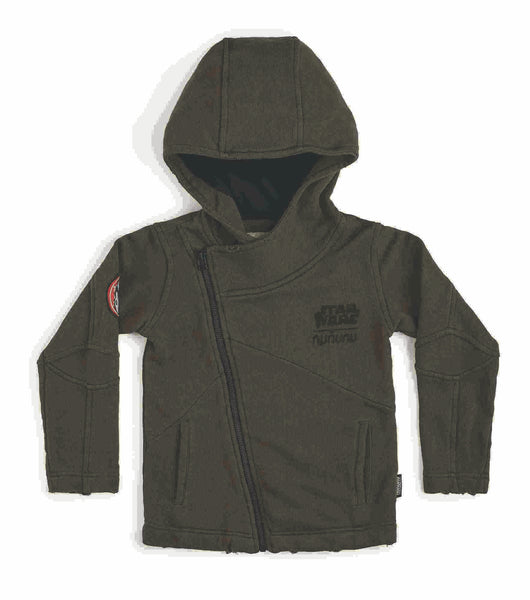 Nununu Star Wars Hooded Army Jacket | Army