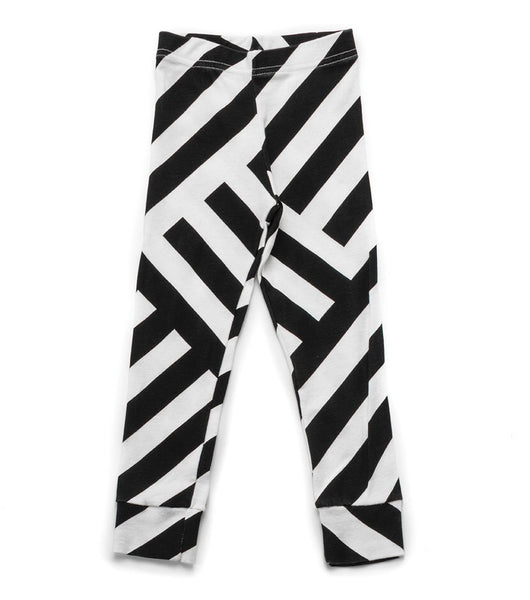 Nununu Striped Leggings