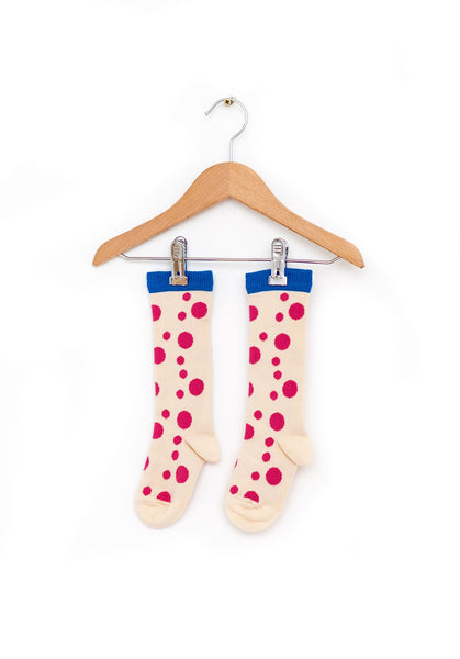 Nadadelazos Socks | Flamenco Dots