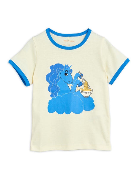Mini Unicorn Noodles SP SS Tee | Blue