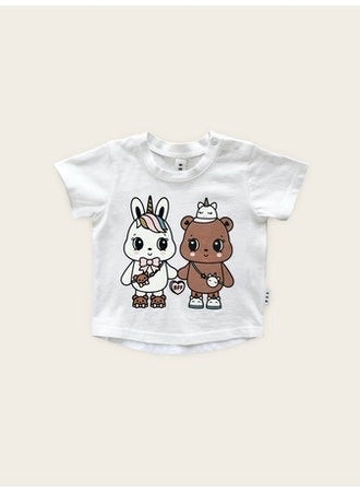 Huxbaby SS T-Shirt | Furry Friends