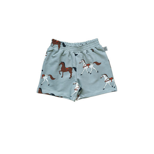 One Day Bermuda Shorts | Horses