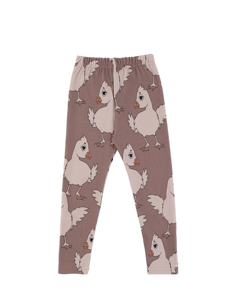 Dear Sophie Leggings | Brown Chicken