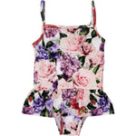 Romey Loves Lulu Swimsuit | Roses - Green Hearts Pink