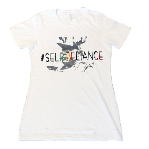 Self-Reliance Tee - Ladies