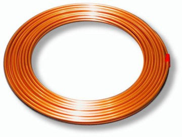 Copper Line, Flexible 3/8 inch x 50 ft.