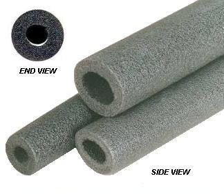 "Pipe Insulation 7/8"" x 1/2"" x 6'"