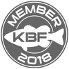 2018 KBF Member Decal