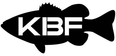 KBF Largemouth Bass Logo Decal