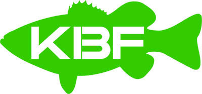 "KBF 5"" Largemouth Bass Vinyl Decal"
