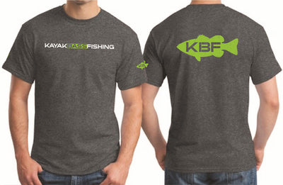 KBF Logo Poly-Cotton T-shirt