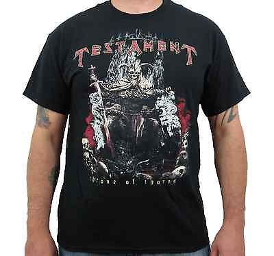 TESTAMENT (Throne Of Thorns) Men's T-Shirt