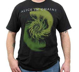 ALICE IN CHAINS (Shell Shock) Men's T-Shirt