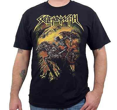 SKELETONWITCH (I Am Of Death) Men's T-Shirt