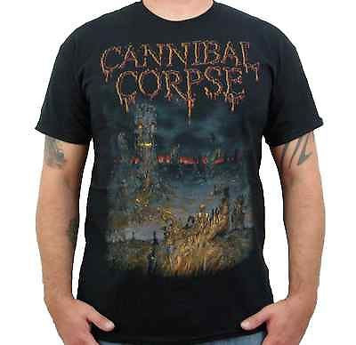 CANNIBAL CORPSE (A Skeletal Domain) Men's Album Cover T-Shirt