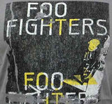 FOO FIGHTERS (Boxed Guitar) Men's T-Shirt