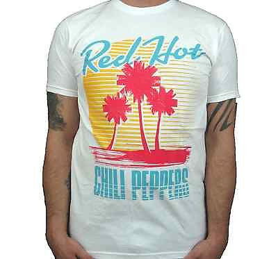 RED HOT CHILI PEPPERS (Beach Scene) Men's T-Shirt